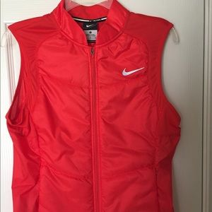 Nike Athletic Lined Vest, NEW